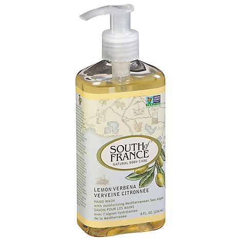 South Of France Liquid Hand Soap Shea Butter - 8 Oz