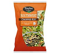 Taylor Farms Chopped Salad Kit Southwest - Each