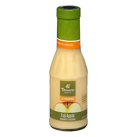 Panera Bread Dressing Vinaigrette Fuji Apple - 12 Fl. Oz.