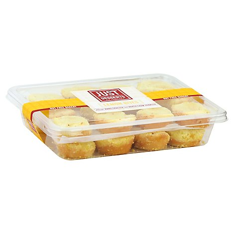 Just Desserts Bites Lemon 24 Count - Each