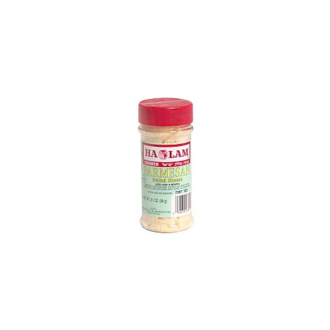 Haolam Grated Parmesan Cheese - 3.5 Oz
