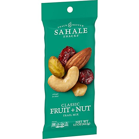 Sahale Trail Mix Classic Fruit + Nut - 1.5 Oz