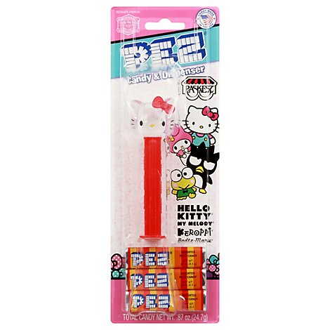 Paskesz Candy Pez Dispenser Hello Kitty - 1 Count