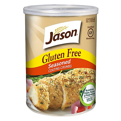 Jason All Natural Flavored Coating Crumbs - 15 Oz