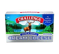 Challenge Cream Cheese Brick - 8 Oz