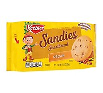Keebler Cookies Sandies Pecan - 11.3 Oz