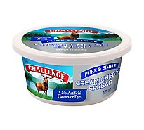 Challenge Soft Cream Cheese - 8 Oz