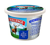 Challenge Whipped Cream Cheese - 8 Oz