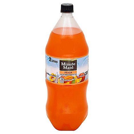 Minute Maid Juice Peach - 2 Liter