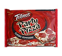 Totinos Party Pizza Classic Pepperoni Frozen - 10.2 Oz