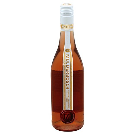 Mulderbosch Wine Cabernet Sauvignon Rose South Africa - 750 Ml