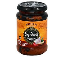 Sharwoods Curry Paste Indian Tandoori Paste Medium - 10.2 Oz