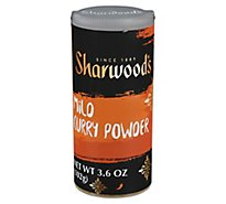 Sharwoods Mild Curry Powder - 3.6 Oz