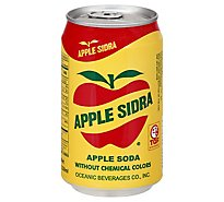 Asahi All Natural Ingredients Sidra Apple Soda - 11 Oz