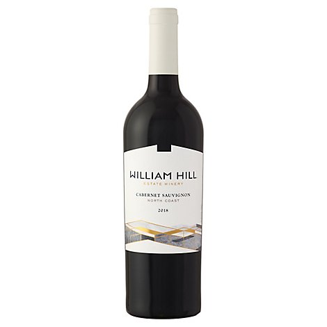 William Hill Estate North Coast Cabernet Sauvignon Red Wine - 750 Ml