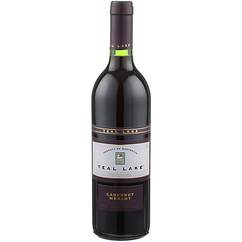 Teal Lake Cabernet Sauvignon/Merlot Wine - 750 Ml