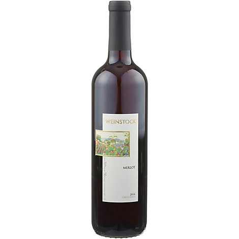 Weinstock Merlot Wine - 750 Ml