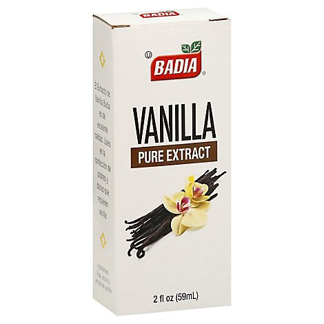 Badia Extract Pure Vanilla - 2 Oz