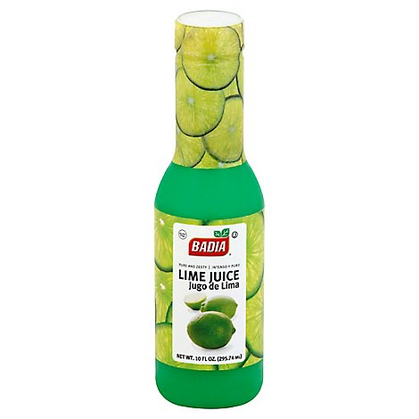 Badia Juice Lime - 10 Oz
