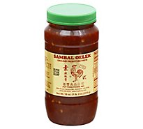 Huy Fong Chili Paste - 18 Oz