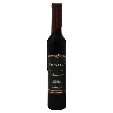 Wilson Creek Decadencia Chocolate Wine - 375 Ml