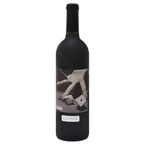 Cultivate The Gambler Malbec Wine - 750 Ml
