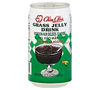 Chin Chin Grass Jelly Drink Honey Flavour - 11 Fl. Oz.