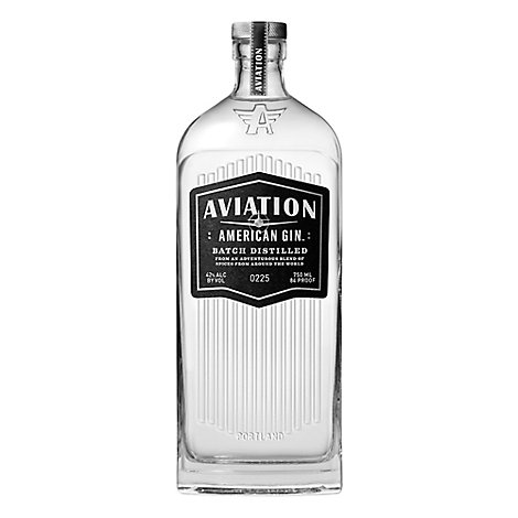 Aviation Gin 84 Proof - 750 Ml