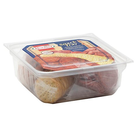 Hormel Snack Tray Shelf Stable - 14.7 Oz