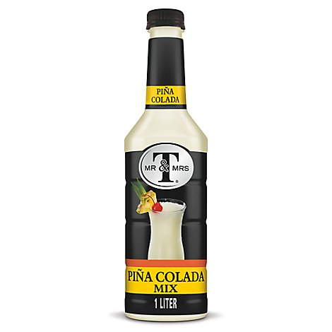 Mr & Mrs T Pina Colada Mix - 1 Liter