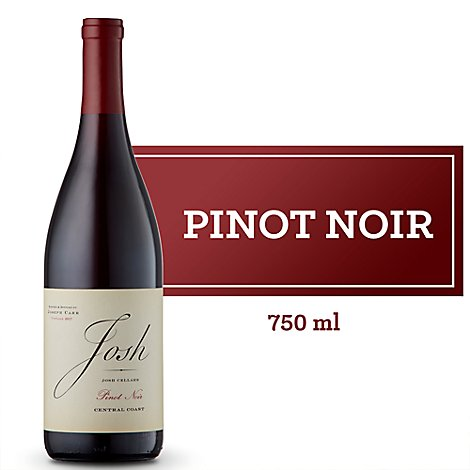 Josh Cellars Pinot Noir Wine - 750 Ml