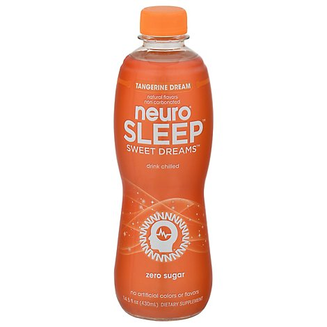neuro SLEEP Lifestyle Beverage Sweet Dreams Tangerine Dream - 14.5 Fl. Oz.