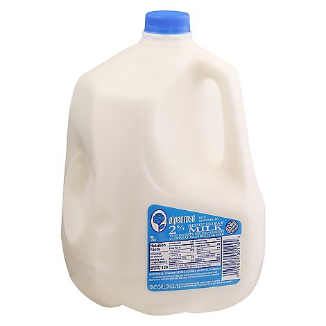 Alpenrose Milk Reduced Fat 2% - 1 Gallon