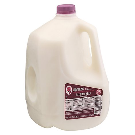 Alpenrose Fat Free Milk - 1 Gallon