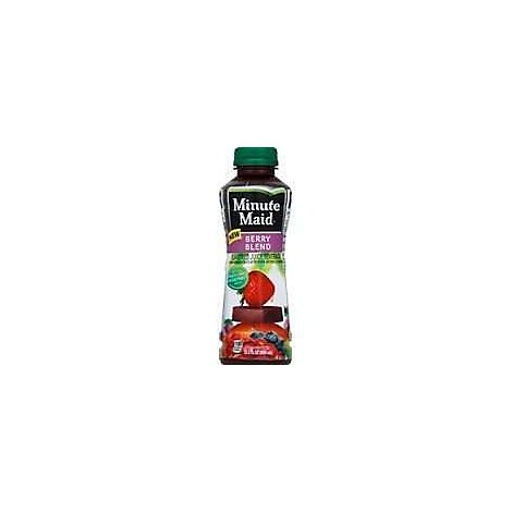 Minute Maid Flavored Juice Beverage Berry Blend - 15.2 Fl. Oz.