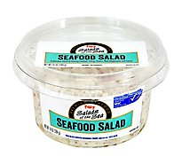 Salads Of The Sea Seafood Salad - 10 Oz
