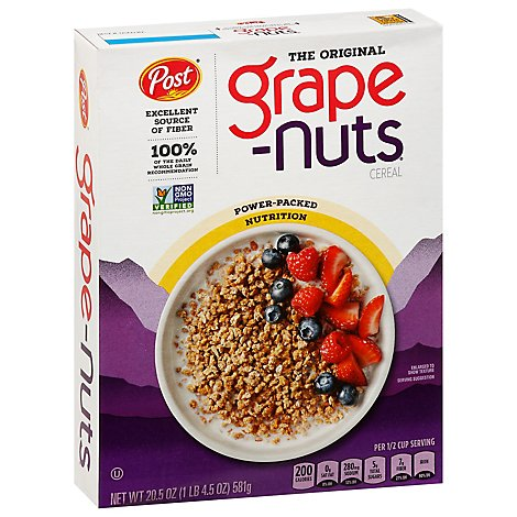 Grape Nuts Cereal The Original - 20.5 Oz