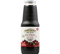 Smart Juice Organic Tart Cherry - 33.8 Fl. Oz.