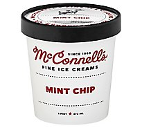 McConnells Ice Cream Mint Condition Mint Chip - 1 Pint