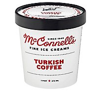 McConnells Ice Cream Turkish Coffee - 1 Pint