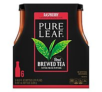 Pure Leaf Iced Tea Raspberry - 6-18.5 Fl. Oz.