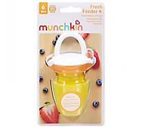 Munchkin Deluxe Fresh Food Feeder - Each