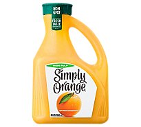 Simply Orange Juice High Pulp - 2.63 Liter