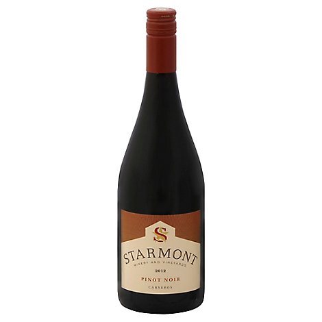 Starmont Carneros Pinot Noir Wine - 750 Ml
