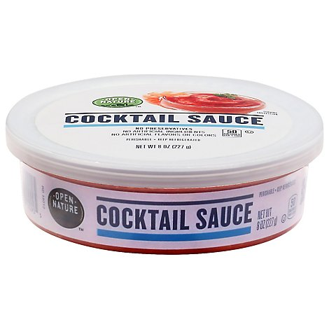 Open Nature Sauce Cocktail - 8 Oz