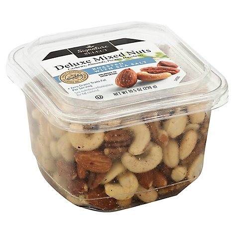Signature SELECT Deluxe Mixed Nuts - 10.5 Oz