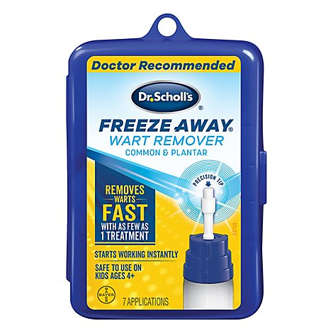 Dr. Scholls Freeze Away Wart Remover Treatment - 7 Count