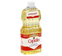 Capullo Canola Oil - 32 Fl. Oz.