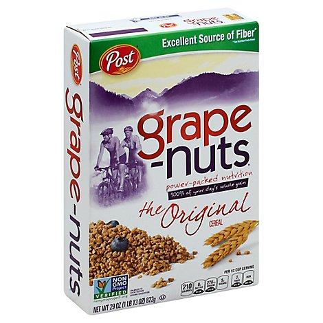 Grape Nuts Cereal The Original - 29 Oz