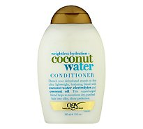 OGX Conditioner Coconut Water Weightless Hydration - 13 Fl. Oz.